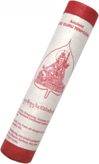 Благовоние Ancient Bhutanese Guru Rinpoche Incense, 19 палочек по 18,5 см.
